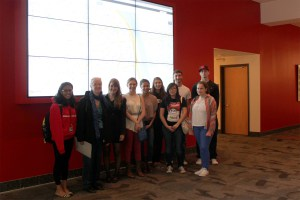 Holcolmb's Byrne Seminar Students