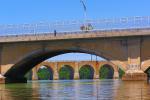 Albany Street Bridge Over Raritan River