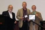 Alan Godber and the Lawrence Brook Watershed Association Receive Non-Profit Innovation Award