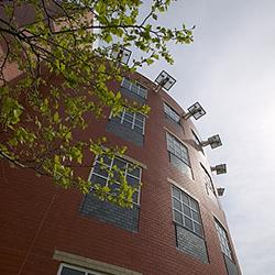 photo of bloustein school