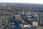 Aerial of New Brunswick. Photo by Nick Romanenko.