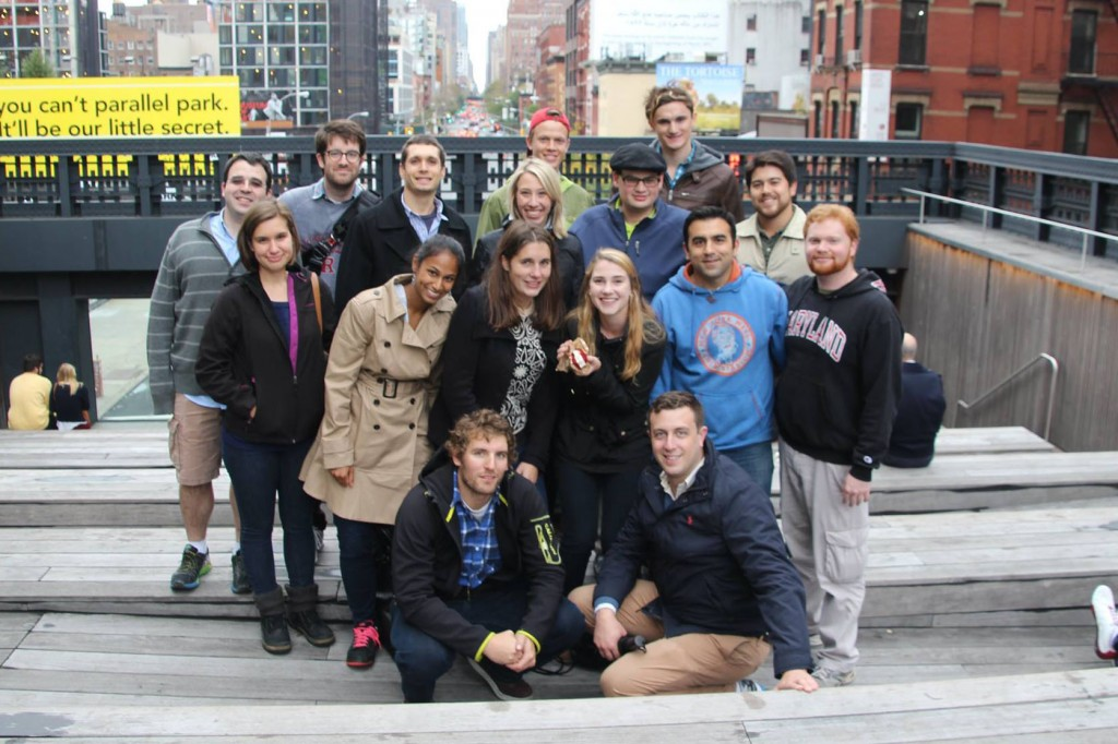 Bloustein Students