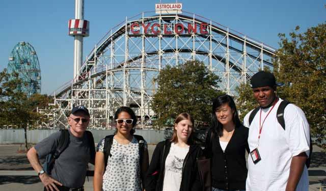 Byrne Seminar Coney Island