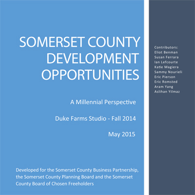 somerset County development opportunities