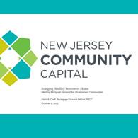 Patrick Clark new Jersey Community Capital Slide Cover