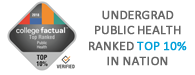 Public Health Rated Top 10% in nation
