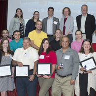 Raritan 2016 award recipients