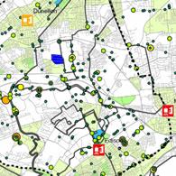 Middlesex Transit Study Map