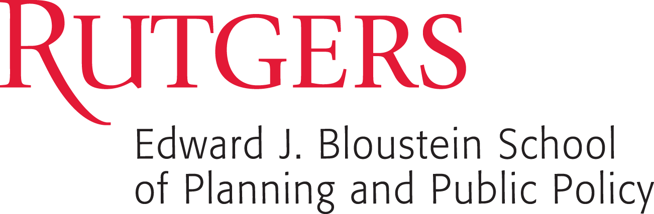 Visual identity edward j bloustein school of planning for Rutgers powerpoint template